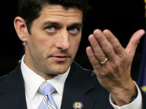 Le représentant du Wisconsin Paul Ryan (Photo Getty)...