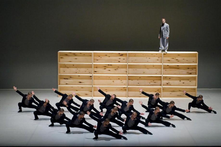 Le chorégraphe Sidi Larbi Cherkaoui a créé Sutra,... (PhotoAndrée Lanthier, fournie par Danse Danse)