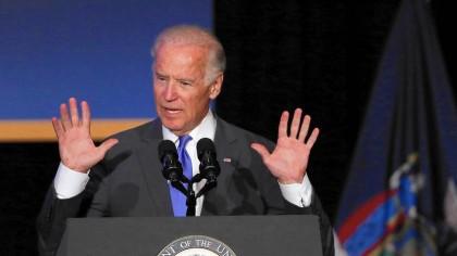 Joe Biden n'a pas fermé la porte à...
