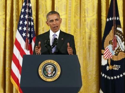 Barack Obama a défendu l'accord sur le nucléaire...