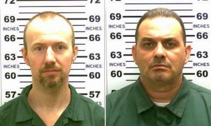 David Sweat et Richard Matt : deux évadés...