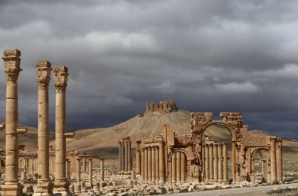 La cité syrienne de Palmyre et ses célèbres...