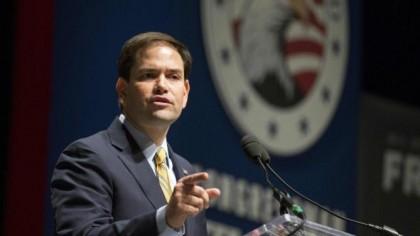 Le sénateur de Floride Marco Rubio a présenté...