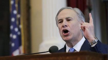 Le gouverneur du Texas Greg Abbott a demandé...