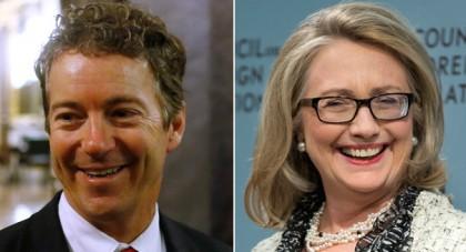 Après Rand Paul, Hillary Clinton déclarera à son...