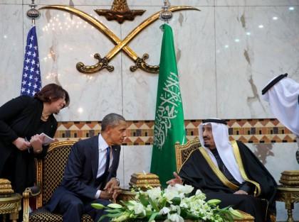 En visite en Arabie saoudite pour rendre hommage...