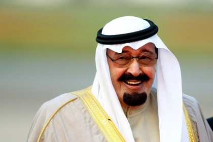 Le roi Abdallah d'Arabie saoudite en 2007. (Photo...