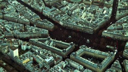 La rassemblement parisien contre le terrorisme islamiste, qui a attiré plus...