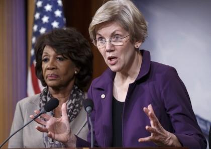 La sénatrice Elizabeth Warren lutte contre une mesure...