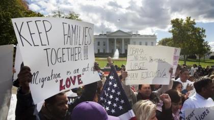 Barack Obama entend mettre fin aux menaces d'expulsion...