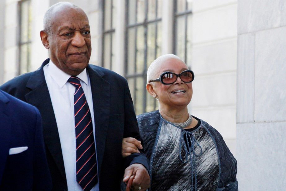 Bill Cosby et sa femme Camille... (PHOTO ARCHIVES REUTERS)