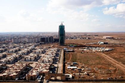 Erbil, capitale en plein essor du Kurdistan, où...