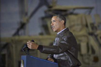 Barack Obama défendra demain sa politique étrangère à...