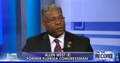 Lue sous la signature de l'ancien représentant républicain de Floride Allen...