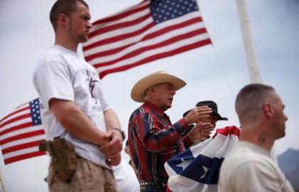 Cliven Bundy, un rancher du Nevada en guerre...