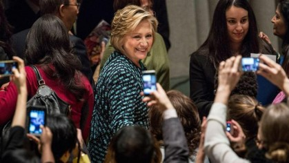 Hillary Clinton ne laisse pas assez d\'oxygène aux...