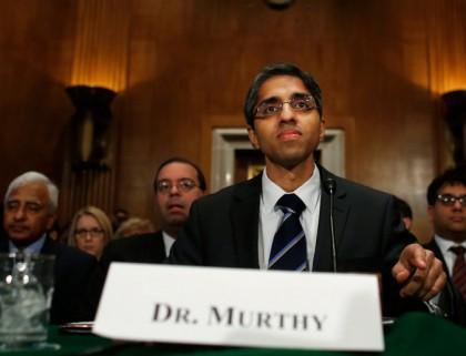 Le Dr Vivek Murthy a été nommé au...