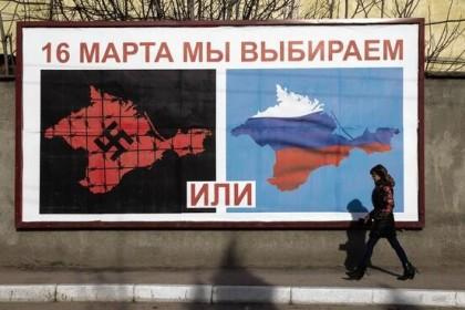 Vu sous cet angle, le choix des électeurs de Crimée est clair :