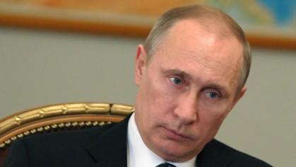 Vladimir Poutine n\'a pas encore pris la parole...