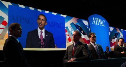 Barack Obama et l\'AIPAC s\'opposaient sur un projet...