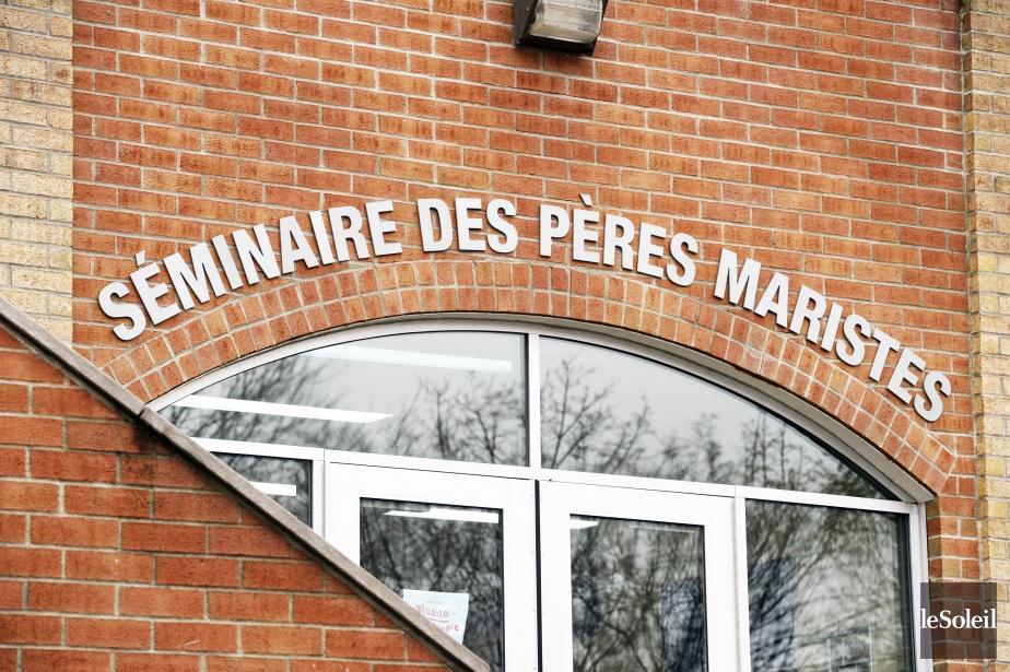 Le Séminaire des Pères Maristes... (PHOTO ARCHIVES LE SOLEIL)