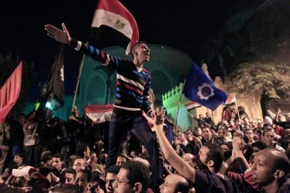 Déjà vu : des Égyptiens descendent da la...