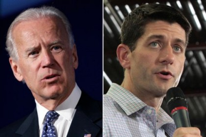 Joe Biden et Paul Ryan croiseront le fer...