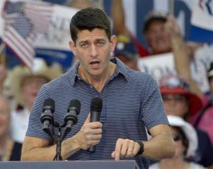 Paul Ryan s\'est souvenu hier qu\'il n\'avait pas...