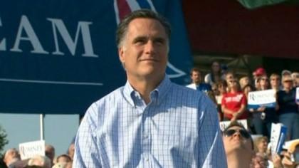 Mitt Romney se dit étonné par la campagne...
