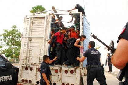 Le renforcement de la sécurité frontalière aurait contribué...