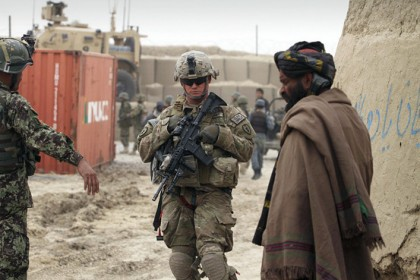 La guerre en Afghanistan n'en valait pas la peine, estiment désormais 60% des...