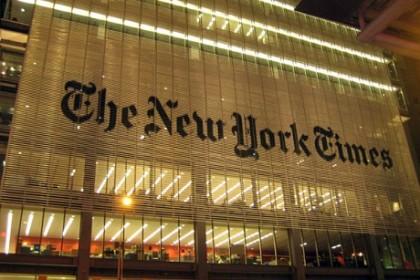 L'ombudsman du New York Times, Arthur Brisbane, a suscité de...