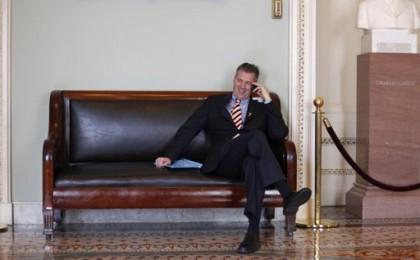 Le sénateur Scott Brown a fait un appel...