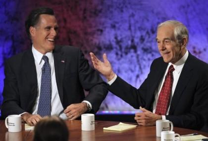Mitt Romney a dominé ses rivaux républicains, dont...