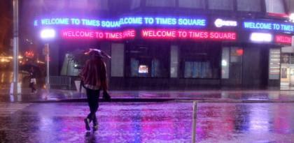 New York est une ville quasiment fantôme depuis...