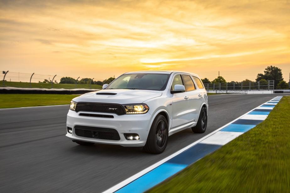 2018 Dodge Durango SRT (La Presse)