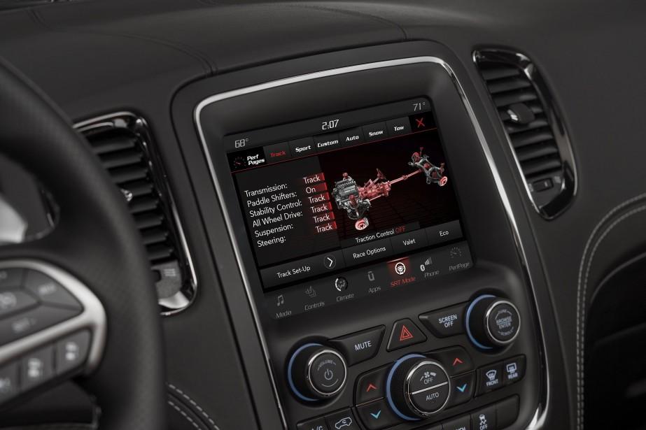 2018 Dodge Durango SRT ()