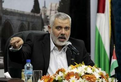Ismail Haniyeh a condamné la mort d\'un «combattant...