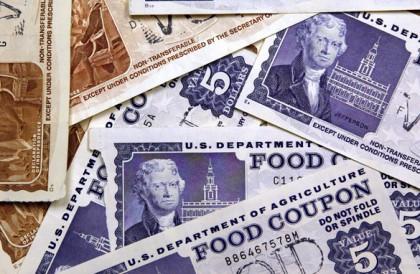 42 000 000 : nombre d'Américains à faibles revenus qui reçoivent des bons...