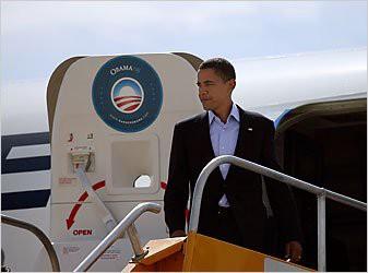 C'est fait. À16 h 48, heure de Denver, Barack Obama est devenu officiellement...