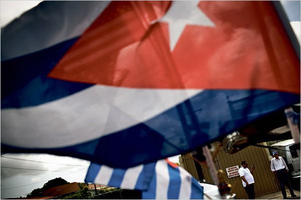 Little Havana changera-t-elle de couleur en novembre, passant du rouge...