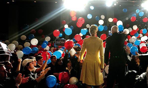 John McCain a confié l'organisation de la convention républicaine de Saint-Paul...