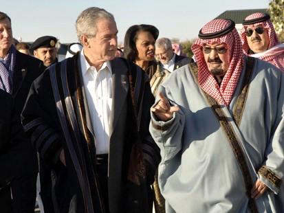 George W. Bush a appelé hier les pays de l'OPEP, et plus particulièrement...