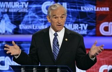 Ron Paul est bon dernier dans les sondages chez les aspirants républicains à la...