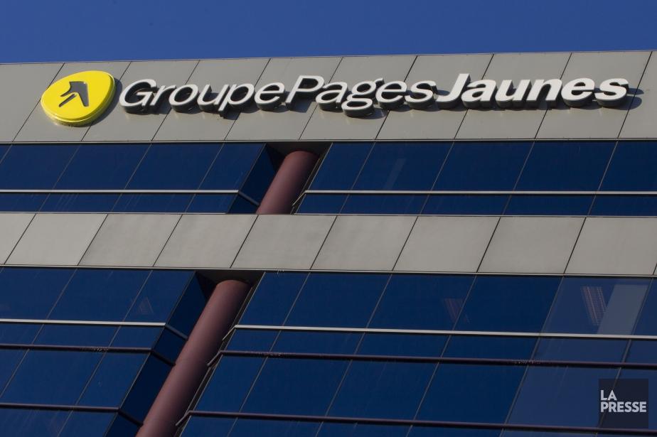 Pages Jaunes est une société canadienne de médias... (Photo Ivanoh Demers, archives La Presse)