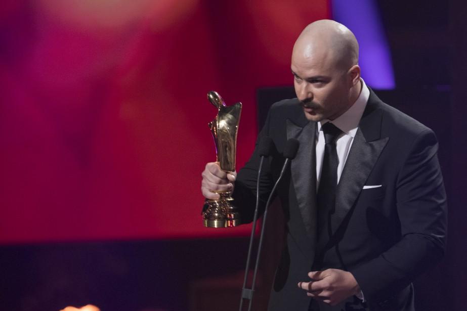 Rôle masculin- Séries dramatiques saisonnières: Marc-André Grondin ( L'imposteur ) | 13 mai 2018