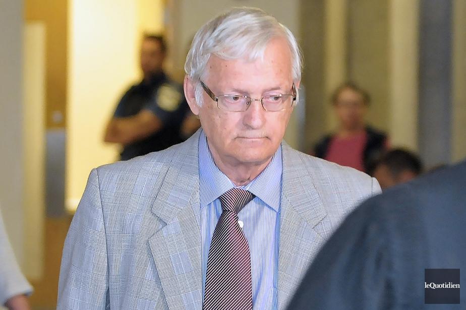 L`ancien prêtre pédophile Paul-André Harvey accuse lesautorités cléricales du Saguenay
