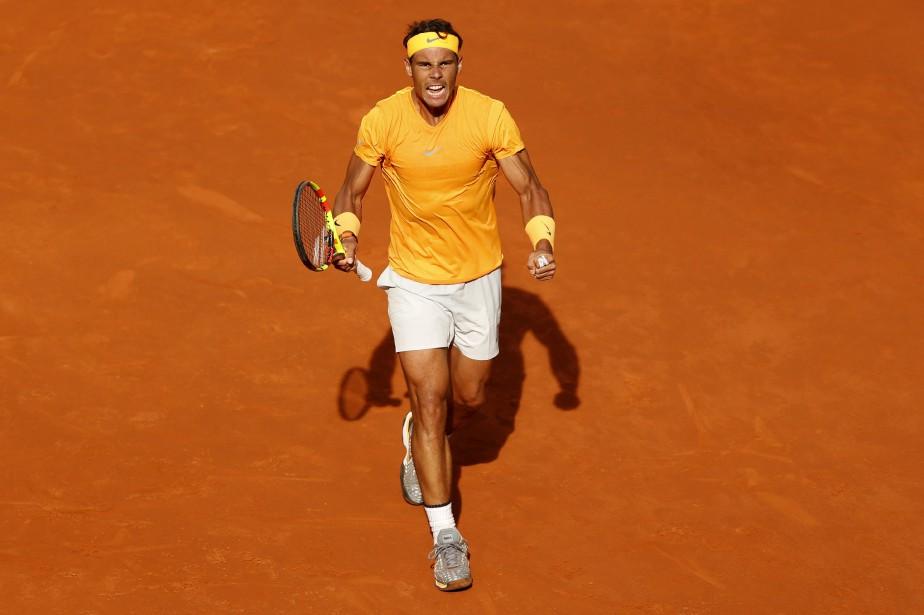 Rafael Nadal donnera le départ des 24 Heures... (photo AP)