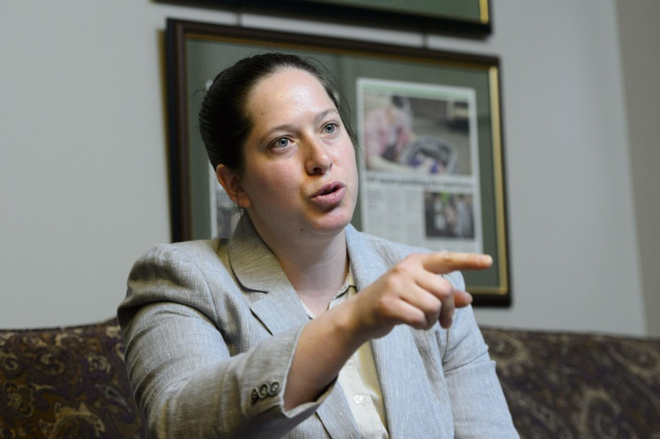 La députée québécoiseChristine Moore était suspendue du caucus... (Photo Sean Kilpatrick, archives PC)