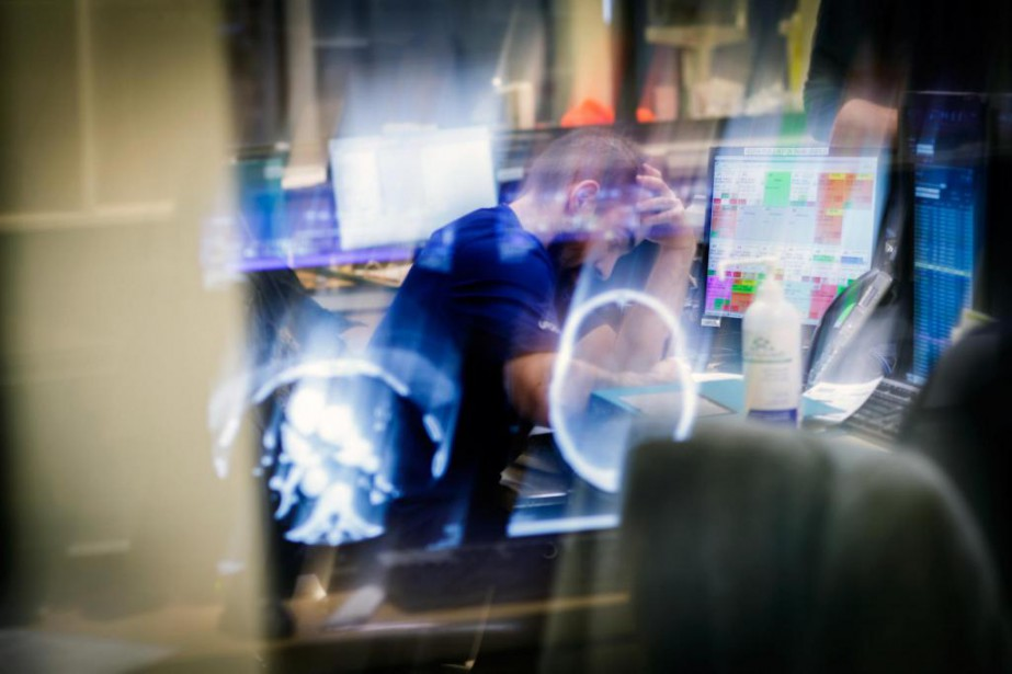 Le quart de travail du DrAlexis Cournoyer, urgentologue... (Photo Olivier Jean, La Presse)